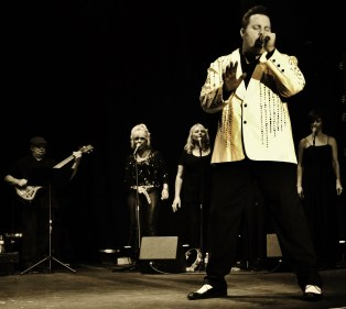 Eddie Stephens: Elvis Extravaganza 2013