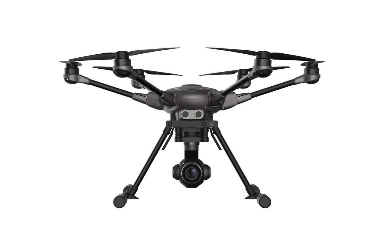 Drone Yuneec Typhoon H Plus Intel Realsense