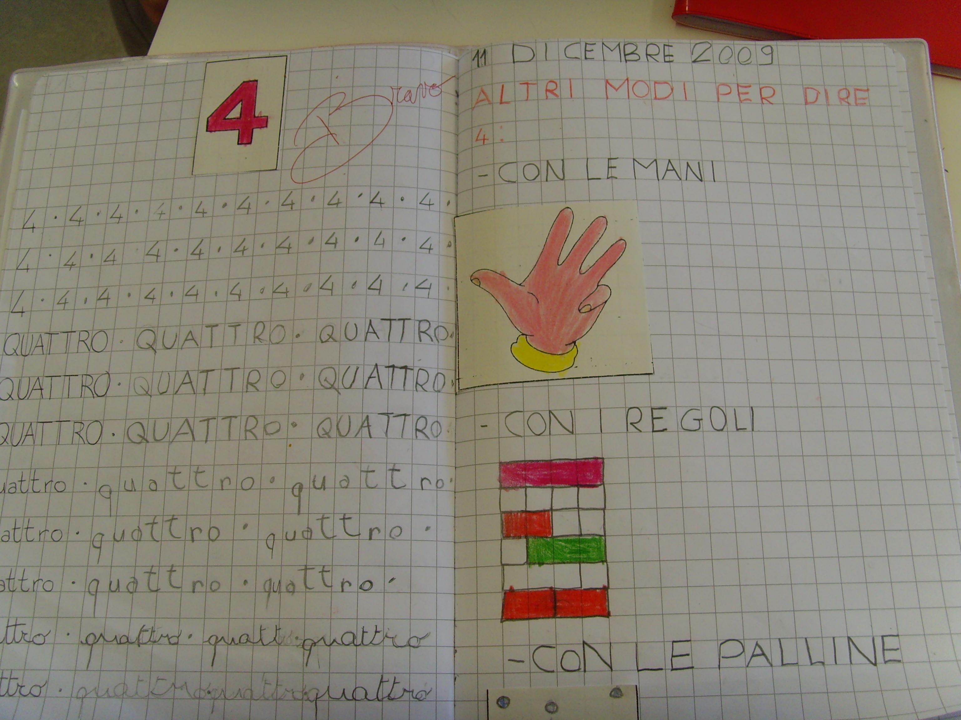 Images About Regoli Numeri In Colore