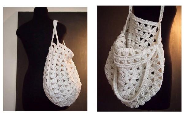sac rond elylou crochette
