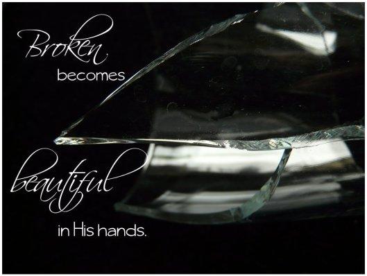 beautiful in His hands