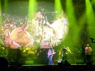 Santana Concert -- Las Vegas 2009