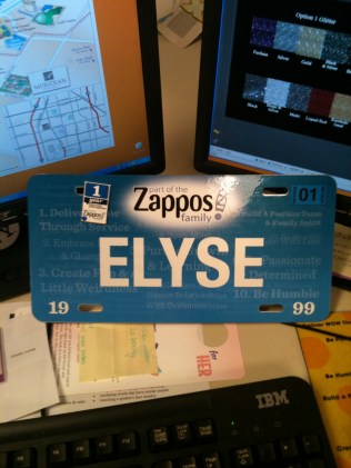 Worked at Zappos.com- - 3 years Henderson, NV