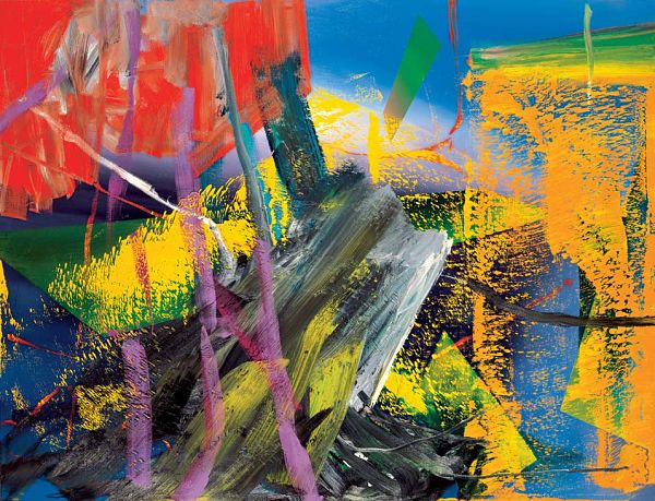 Gerhard Richter, part II (1/3)