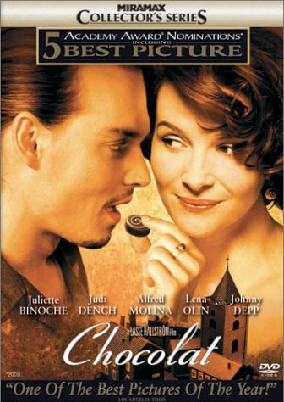 Most romantic film #46: Chocolat (2000) (3/6)