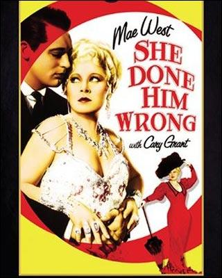 Most romantic film #52: She Done Him Wrong (1933) (1/5)