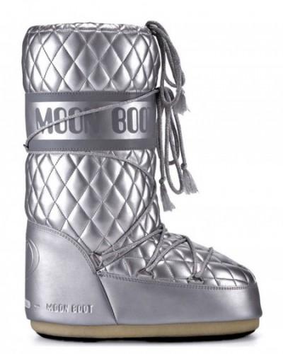Tecnica Moon Boot Queen Silver Metal