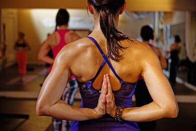New Obsession Hot Yoga| elyshalenkin.com |Mind Body Soul Stylist