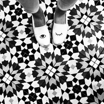 Image: Jason Polan for Soludos Instagram