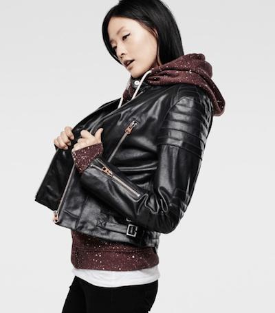 7 Leather Jackets | elyshalenkin.com | MindBodySoul Stylist