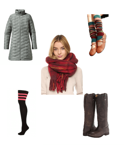 How To Stay Warm And Still Be Stylish | elyshalenkin.com