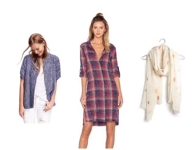 3 Outfit Options For In-Between Seasons | elyshalenkin.com | Mind Body Soul Stylist
