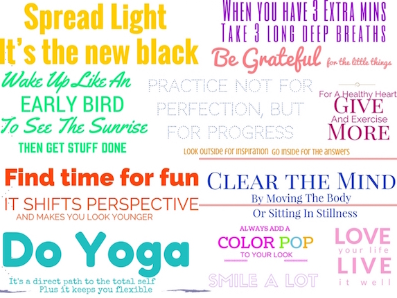 Simple To-Dos To Be The Best You | elyshalenkin.com |Mind Body Soul Stylist
