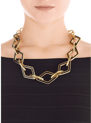 Shop Statement Necklaces So You Don't Have To Buy A Whole New Outfit | elyshalenkin.com | Mind Body Soul Stylist