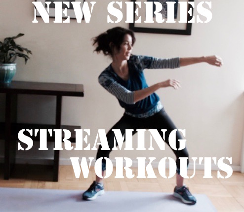 New Series: Streaming Workouts Reviewed | elyshalenkin.com | Mind Body Soul Stylist