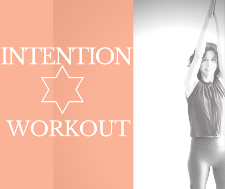 This intentional workout is great for both mind and body. By using affirmations with movement, it's a great addition to your holistic fitness routine.