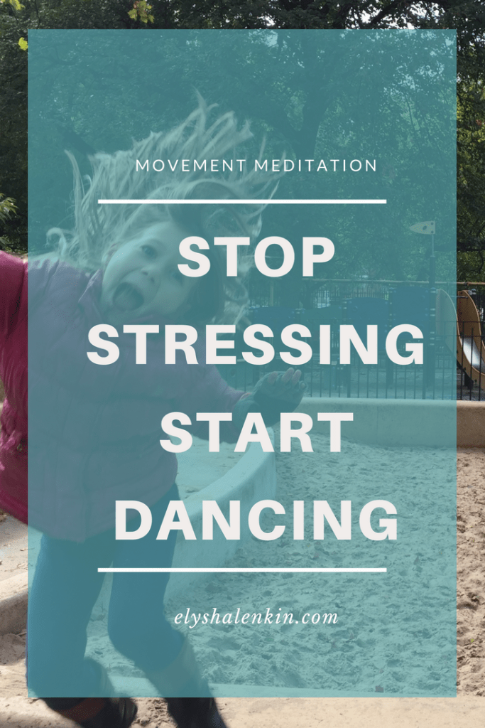 Movement meditation is great for those who seek a quiet mind, but get restless easily. By connecting the breath to movement, a meditative state can come!