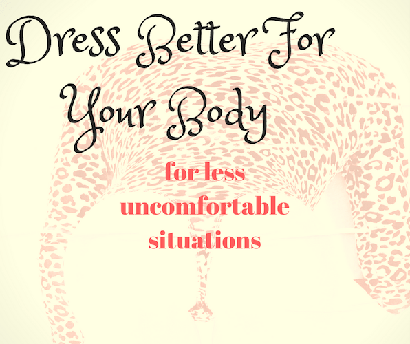 Embodied style to dress better is about choosing garments that fit and flatter your body and life.Sometimes a fit may not be perfect, but it's still right for you because you love how it makes you look and feel.