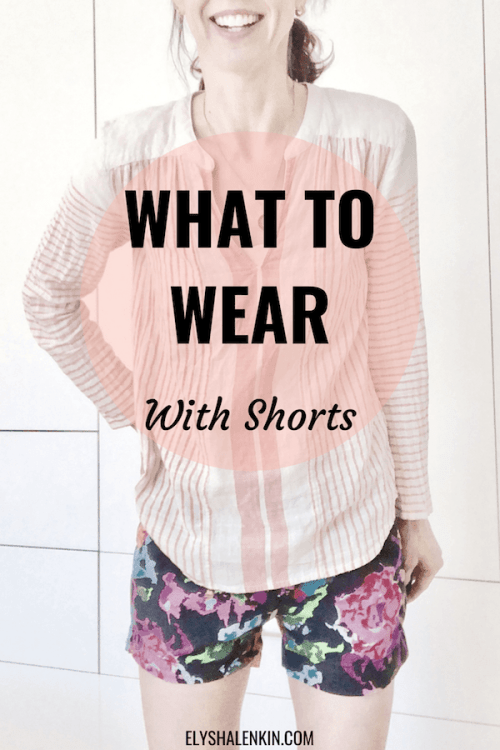 These styling tips show you how to wear all types of shorts in a more sophisticated way so you feel cool in the weather and confident all the time.
