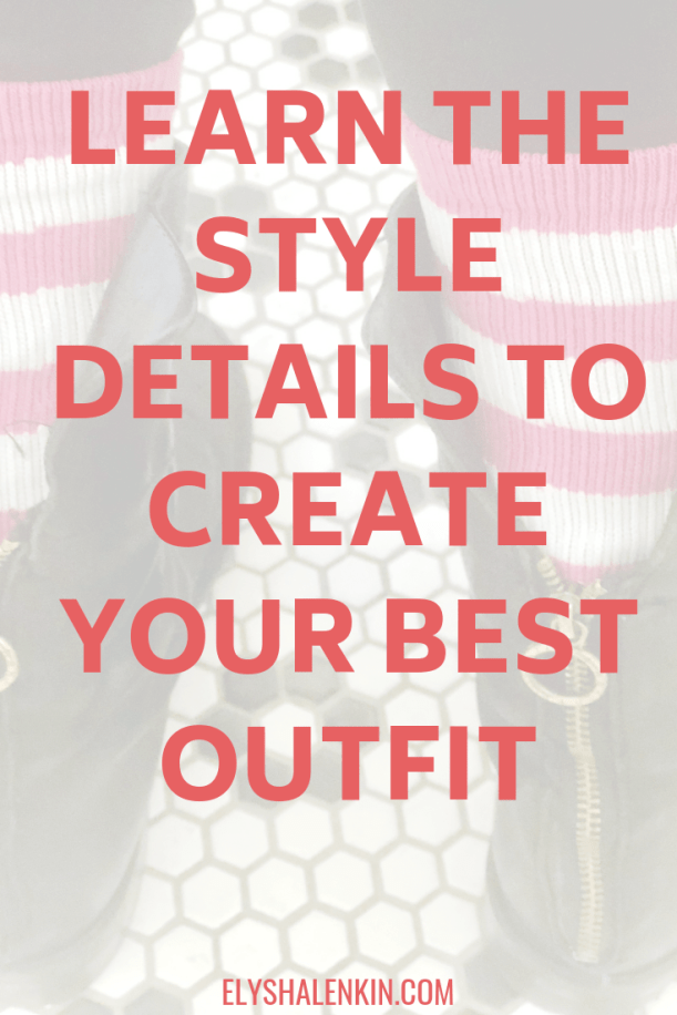 To create your own perfect Pinterest outfits, you must understand the personal style details that go into the look. This way you can take the style inspiration for your own outfit ideas and transform your look. Then you'll understand the elements of an amazing outfit that you can recreate for yourself using your own clothes. These pro fashion stylist tips will get you on your way to wearing your best outfit ever for a reinvented personal style.