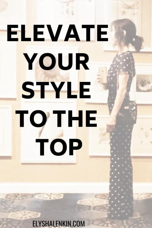 No need for a major wardrobe haul to look more professional or expensive with what you wear. These 5 fashion stylist tips are small things you can do today to elevate your personal style, and look more polished and pulled together in your outfits for more confidence all around! #whattowear #personalstyle #womensfashion