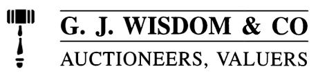 G.J.Wisdom & Co - Auctioneers, Valuers