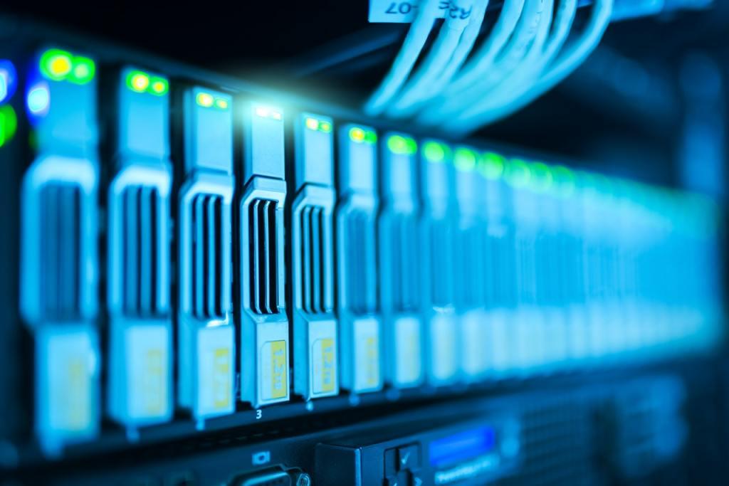 Data Server Storage