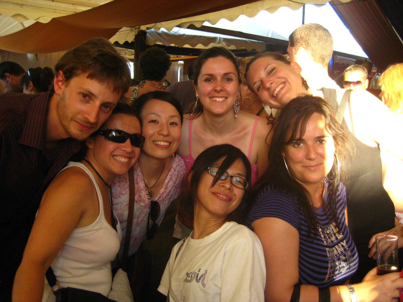 Feria en Granada