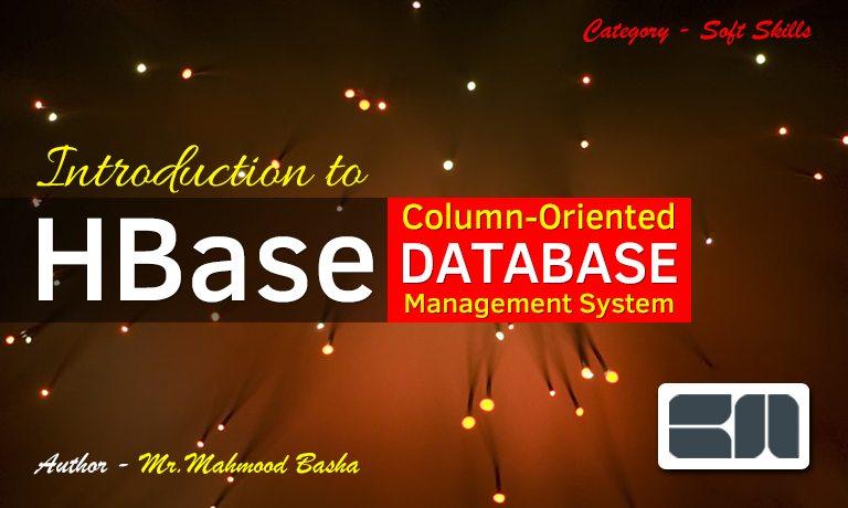 Hbase course