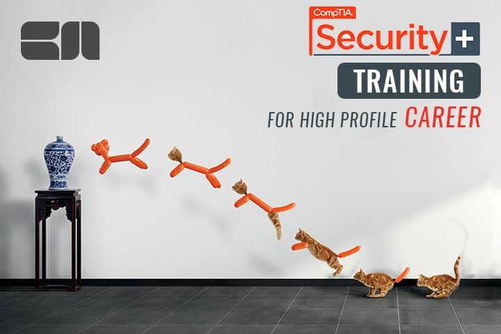 comptia security + training