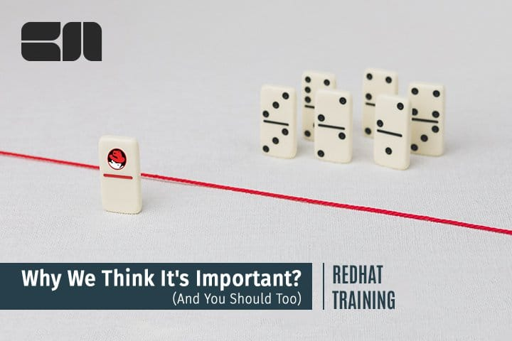 red hat training importance