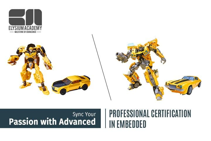 embedded professional certification