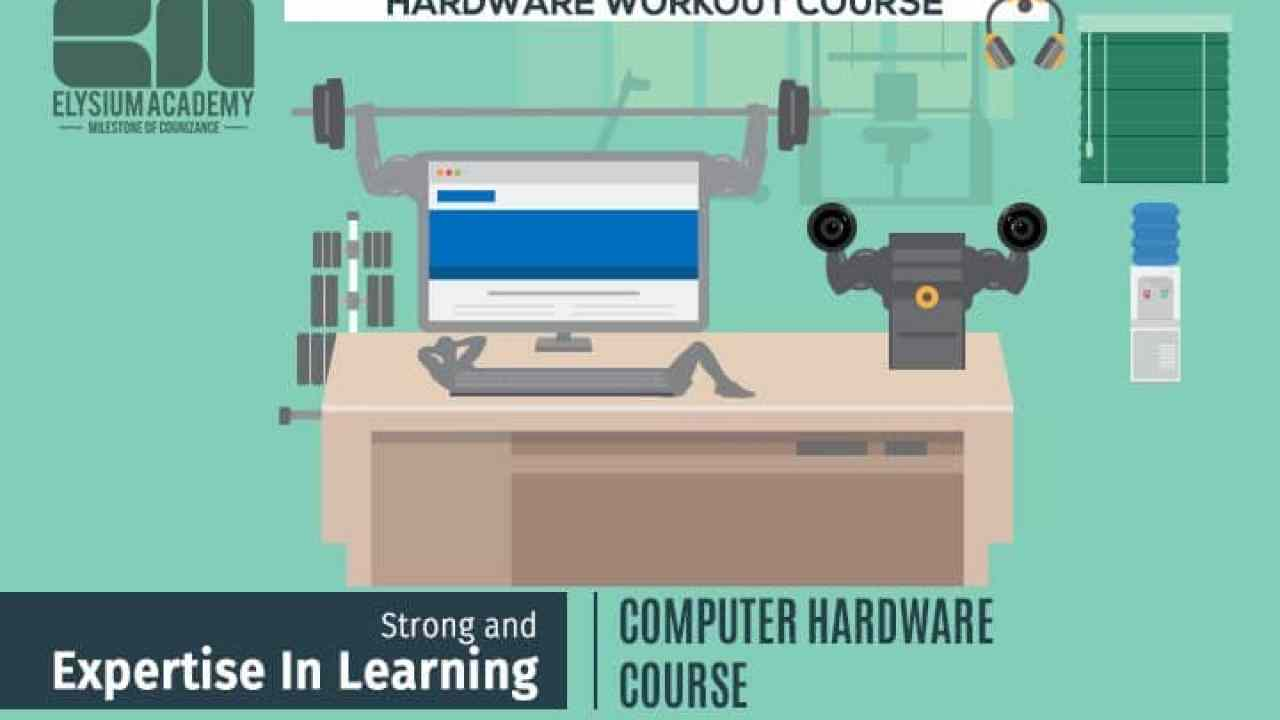 Grasp and Expertise in Learning Computer Hardware Course