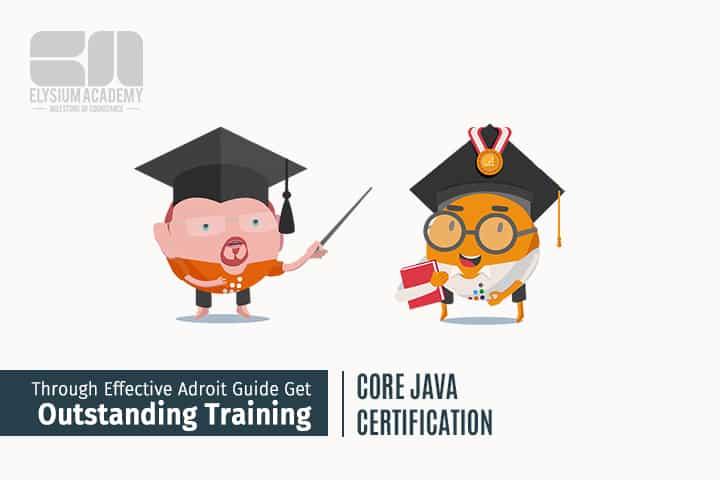 Core Java Certification Training