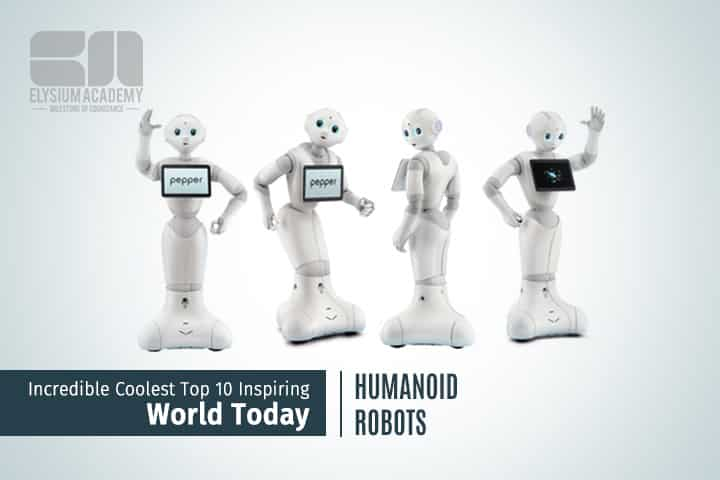List of Humanoid Robots