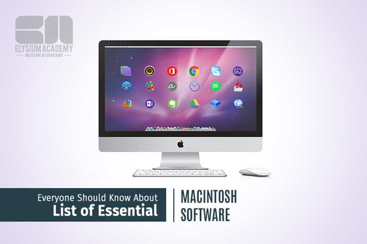 Macintosh Software