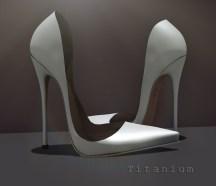 Astrid - titanium