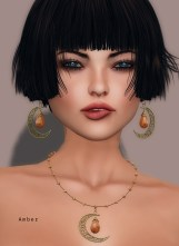 Oriental delight - amber