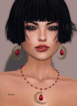 Oriental delight - ruby