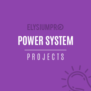 Power System Projects ElysiumPro