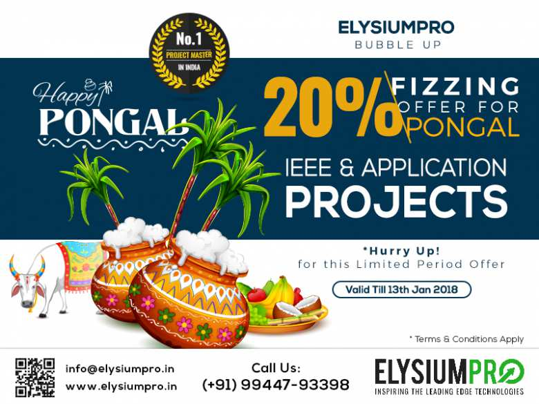 Elysium Pro Pongal Offers