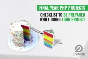 final year php project