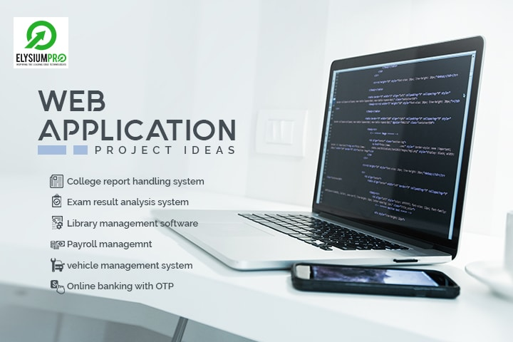 Web Application Project Ideas