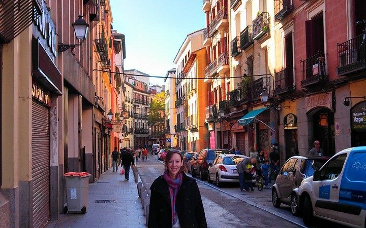"""Maybe it's Indigestion"": Why I came back to Spain"