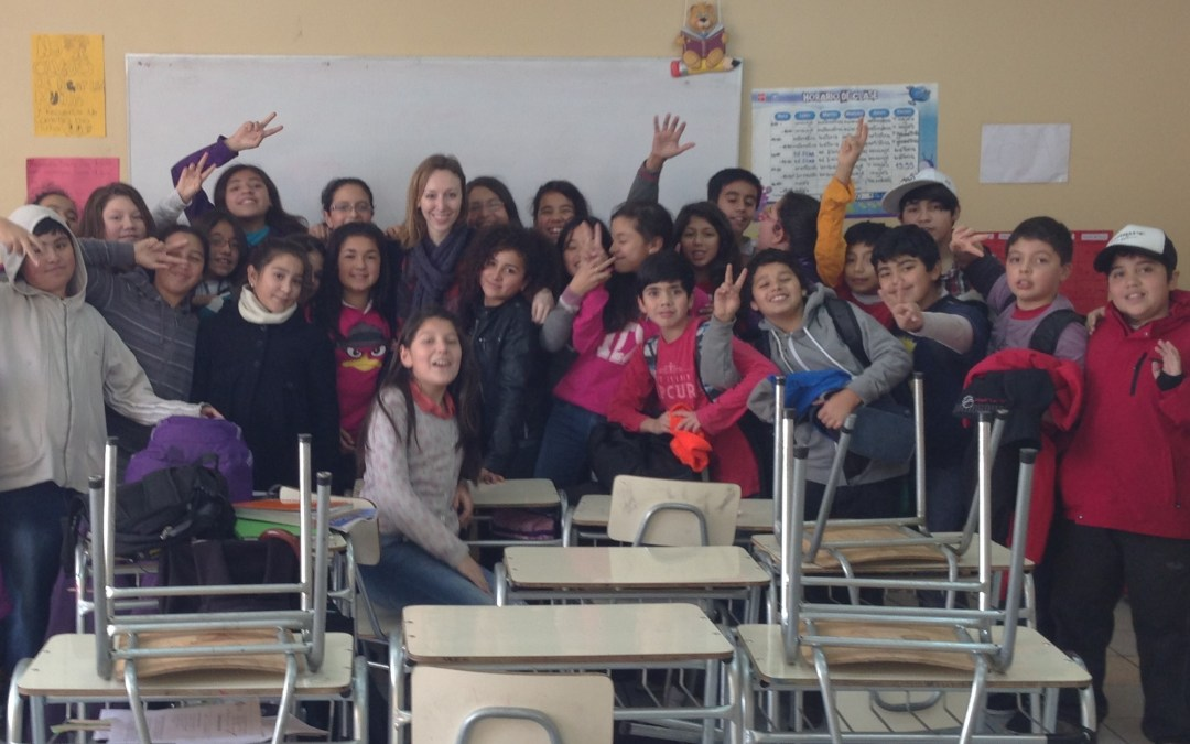 Middle School Fight Club: Teaching English in Chile