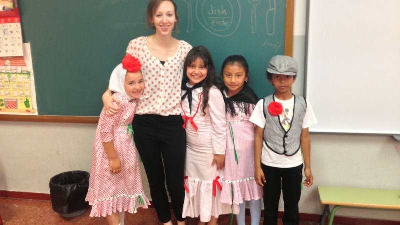 Present Perfect Poop: Teaching English in Spain