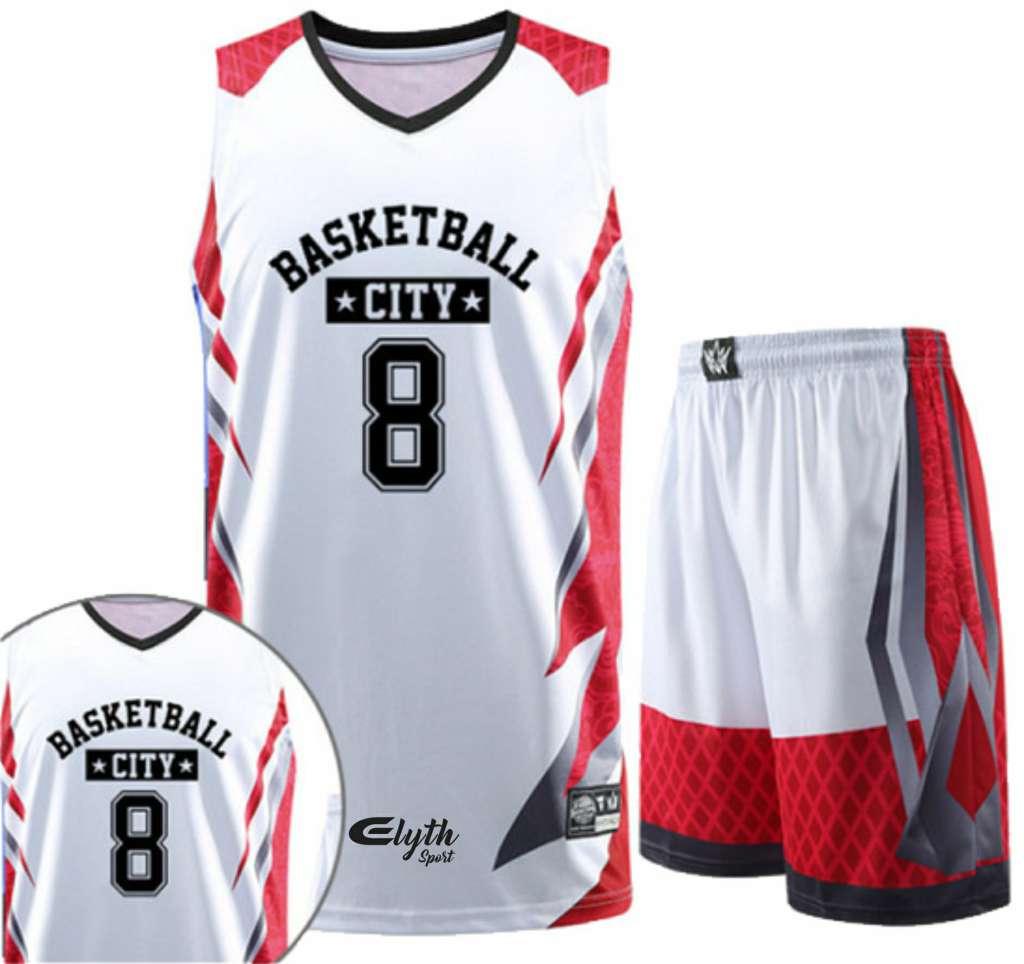Conjunto de basquete Dry-Fit