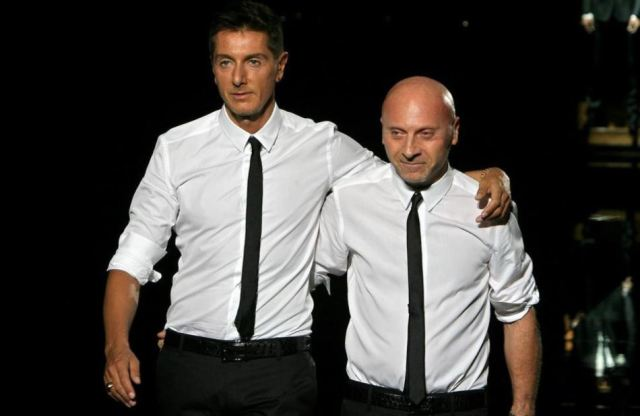 Dolce&Gabbana piensan que la moda está en crisis