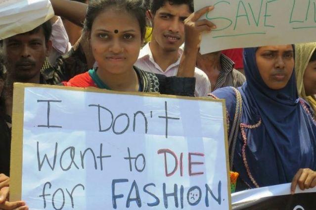 """Un estudio demuestra que la """"moda rápida"""" continúa poniendo en riesgo la salud de los trabajadores"""