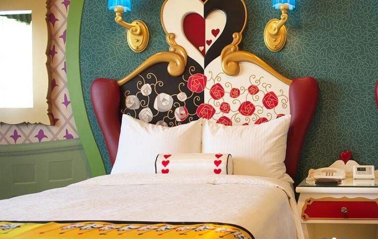 habitacion dama de corazones elzocco